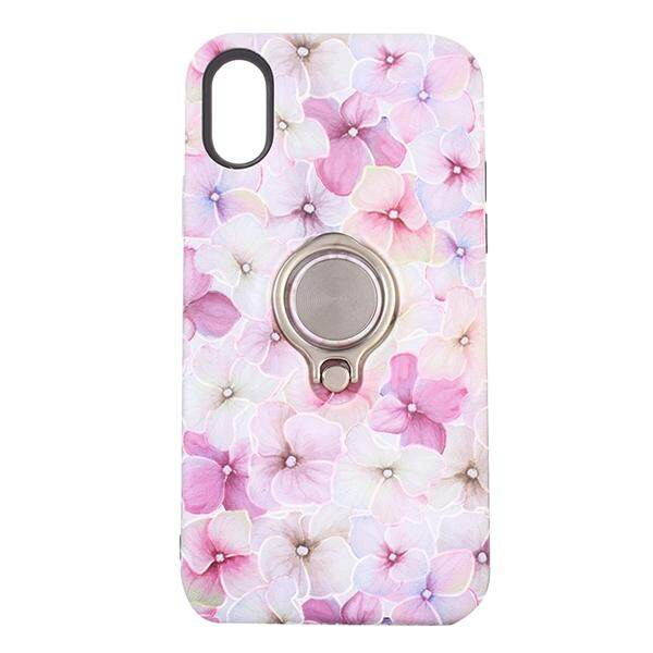 Rp 62.000. Universal Phone Case Flower Embossment Shock Absorption Scratch Proof Soft Flexible TPU PC Phone Cover with ...