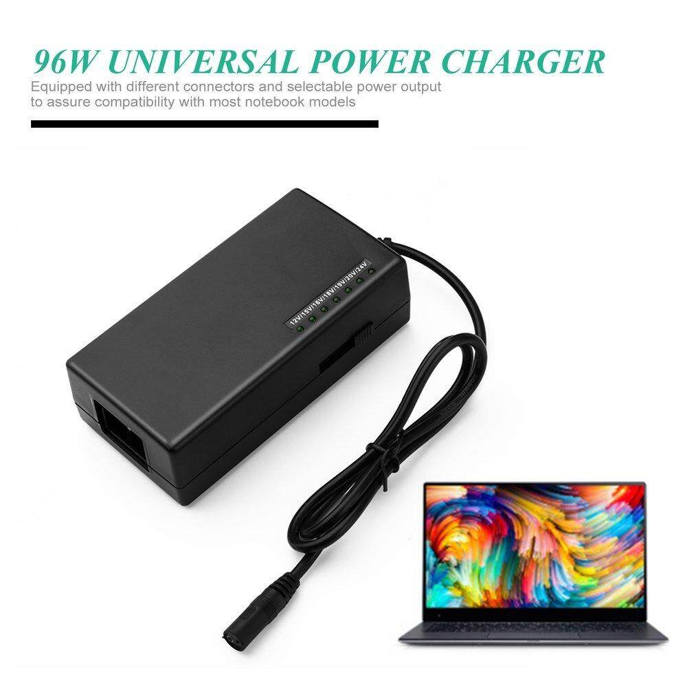 GETEK 96W Universal Power Charger Adapter AC 110V/240V For Laptop/Notebook EU Plug