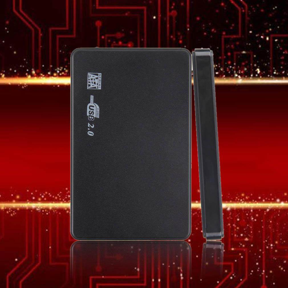 Hình ảnh JinGle USB 2.0 HDD Hard Drive 2.5 Inch SATA External Enclosure Mobile Disk Box