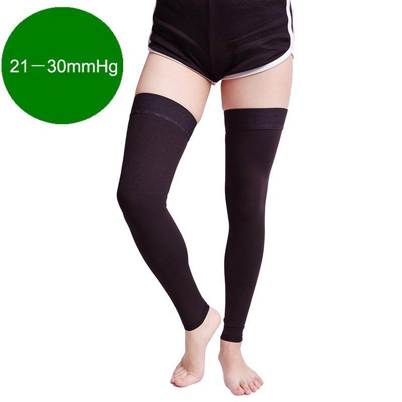 f58b249238 One Pair Medical Compression Stockings Varicose Veins 21-30mmhg Pressure  High - Above The Knee