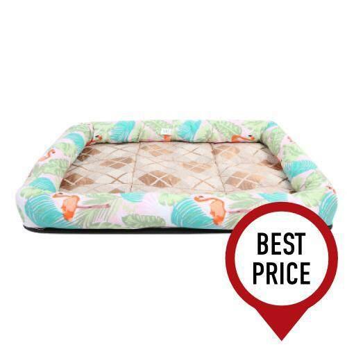 Summer Soft Cat Dog Bed House Pet Sleeping Bag (MULTI-A)