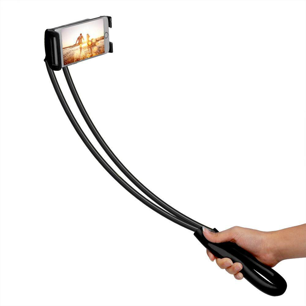 Mobile Phone Bracket Holder Hanging Neck 360 Lazy Necklace Bracket Slacker (RANDOM)