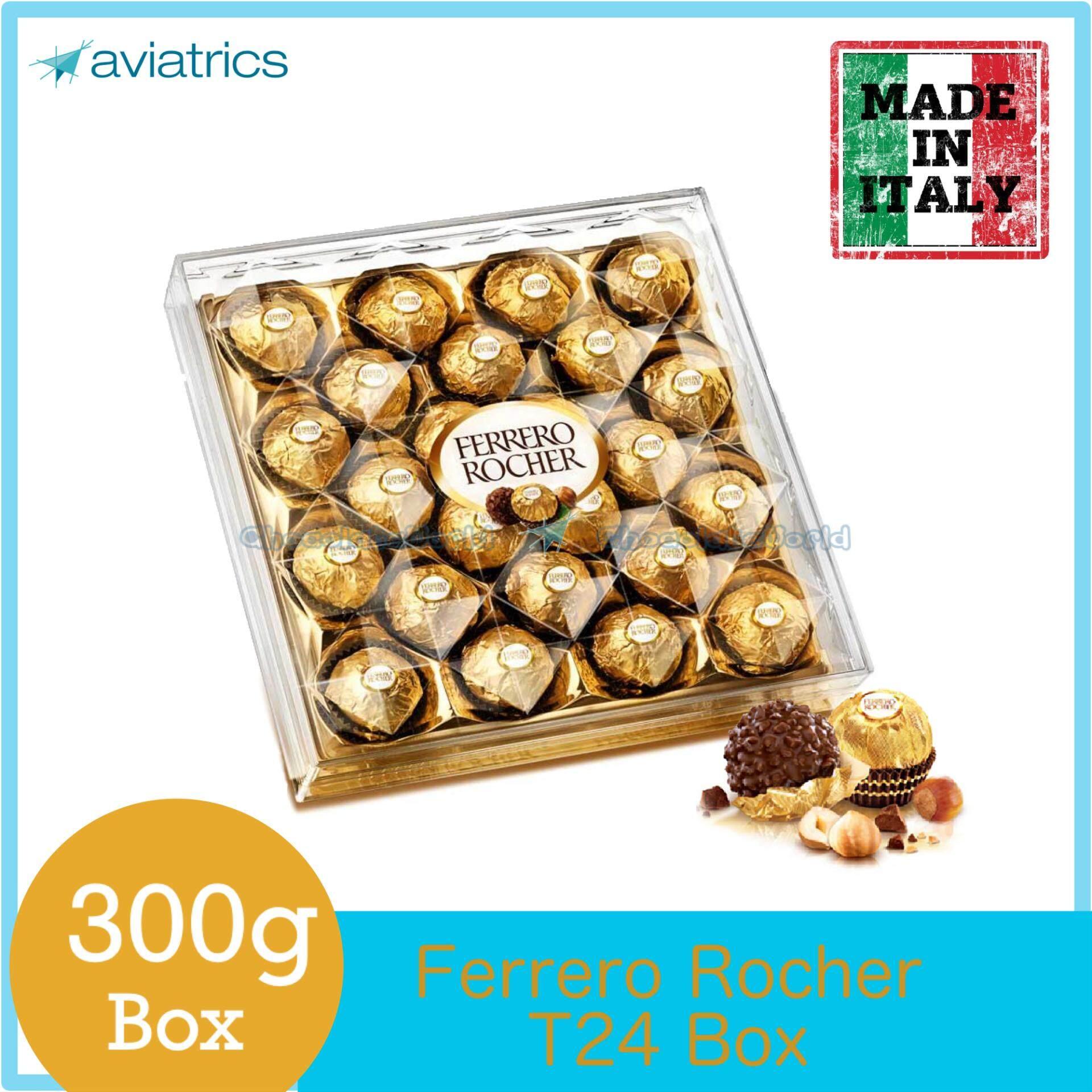 Ferrero Rocher 24T 300g (Made in Italy)