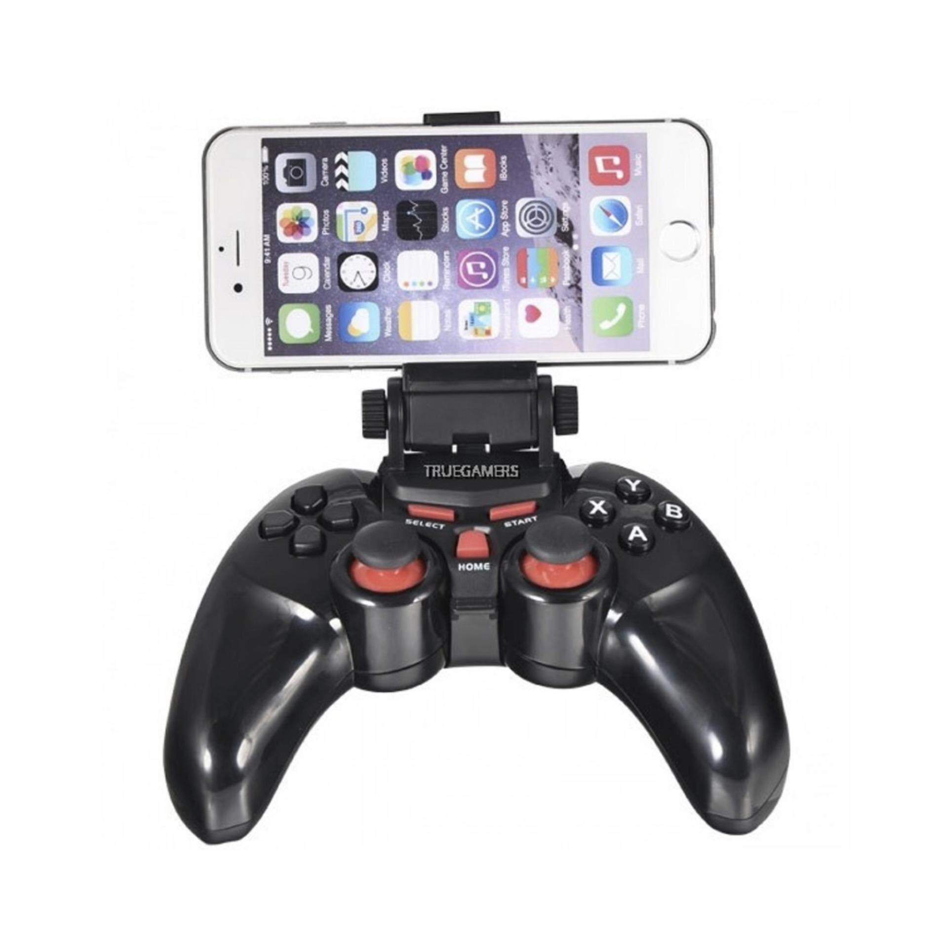 Features Sa Yanyi Dobe Bluetooth Gamepad It 465 Dan Harga Terbaru Hp Android Ios Ti Wireless Game Controller Joystick Gaming With Clamp Holder For