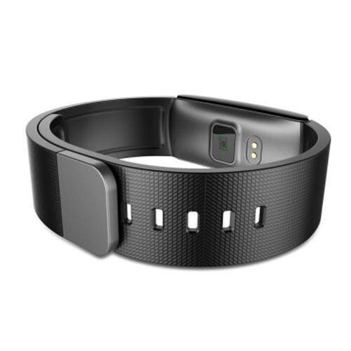 IWOWNFIT I6 PRO ROLL BAND HEART RATE SMART BRACELET (BLACK)