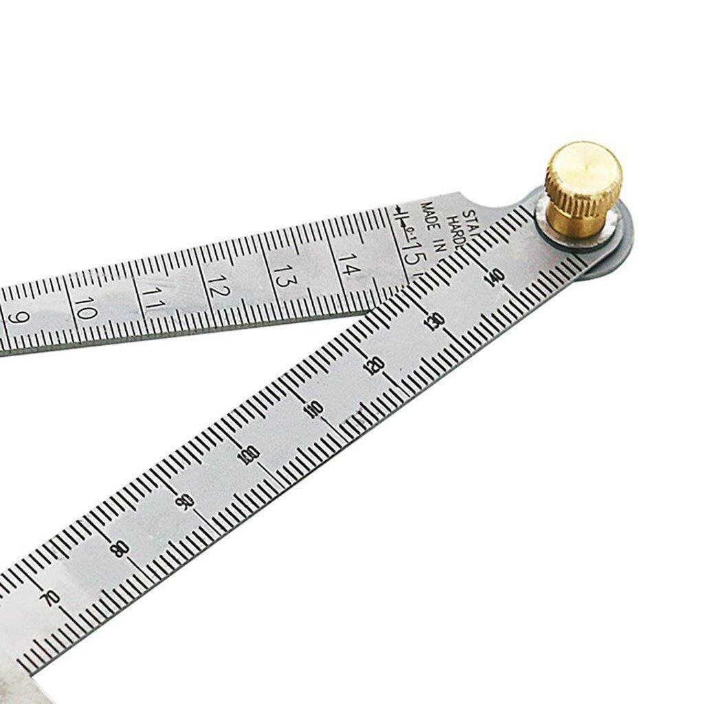 Cek Harga Stainless Steel Taper Gauge Inspection Gage With Ruler For ...