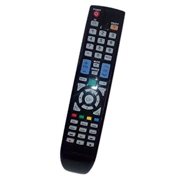 Replaced Remote Control Compatible for Samsung HL72A650C1F LN52A650A1FXZA LN52A750R1F PN50A530S2FXZC LN46B550K1FXZA LN46B630N1FXZC TV - intl