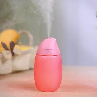 Harga preferensial Catwalk LED Air Minyak Esensial Aroma Ultrasonik Difuser Aroma Aromaterapi Humidifier beli sekarang - Hanya Rp90.600