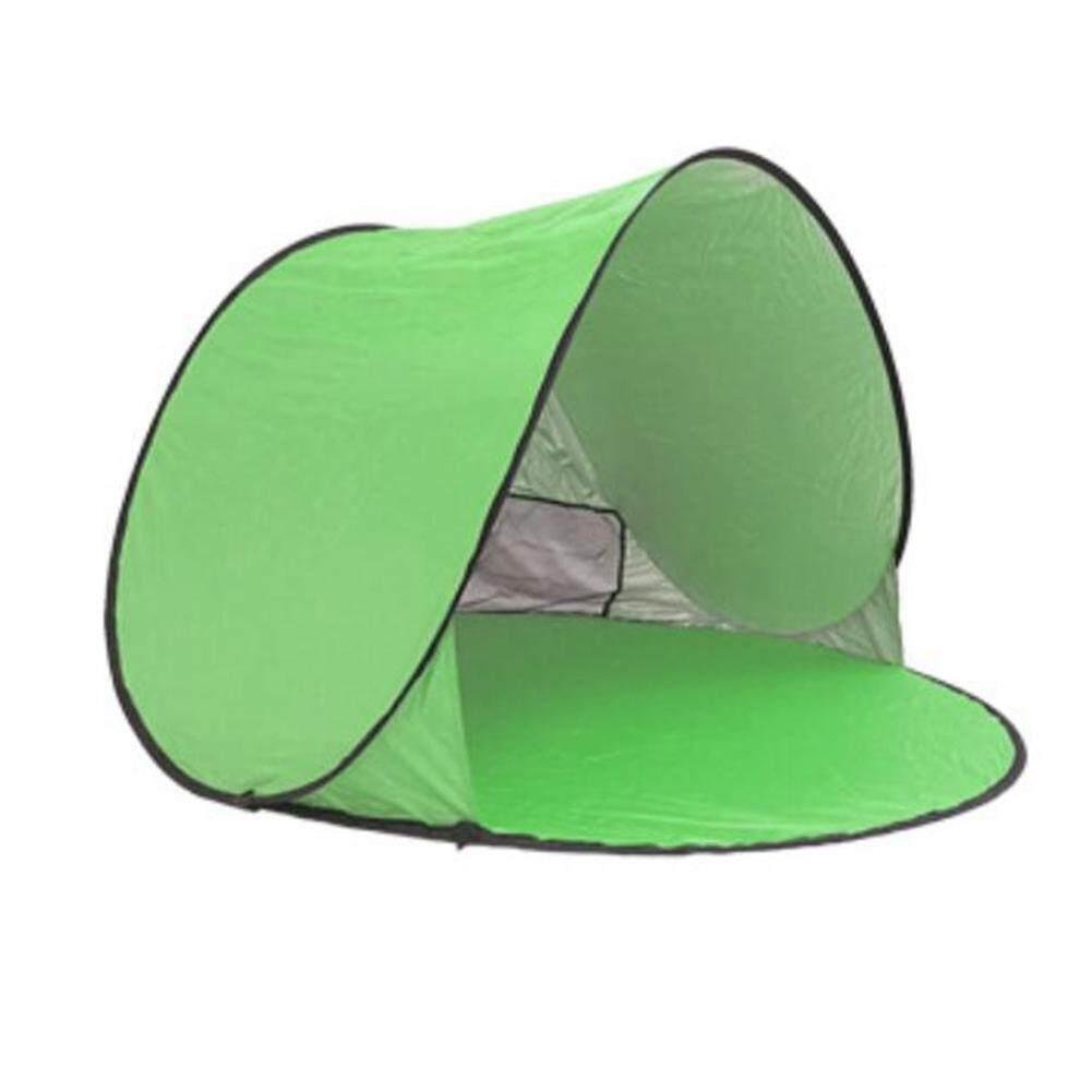 Lb Penuh Peneduh Otomatis Tenda Tahan Air Kanopi Tentage Mug Outdoor Camping Tenda Pantai Panjat Gunung