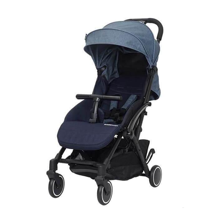 2018 New In Box TAVO Basic Edge DENIM BLUE/ Korean Brand/ Light Weight Stroller/ 100% Original/ Best Selling