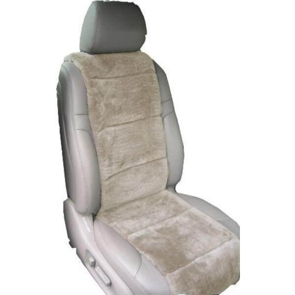 [. Amerika Serikat] Aegis Sarung 701003 Pasir Tan Mewah Kulit Domba Australia Semi Custom Kursi Sarung Rompi B0182RBE7A-Internasional