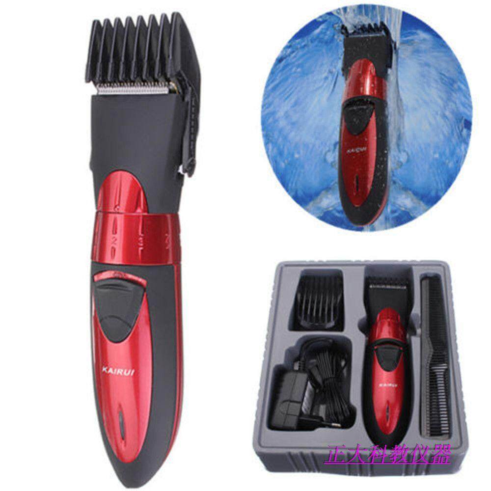 For Sale Iberl Men S Washable Rechargeable Cordless Electric Shaver Razor Beard Hair Clipper Trimmer Set Red Intl