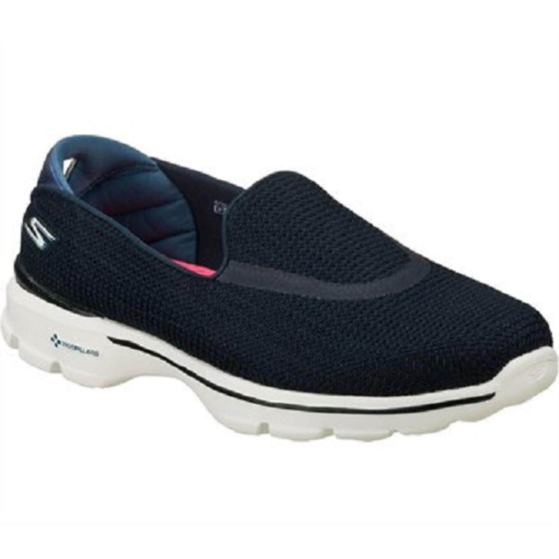 Fitur Sepatu Wanita Santai Slipon Skechers Gowalk Ringan Slip Diskon ... 5a261b8199