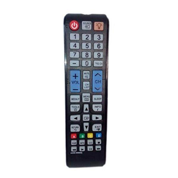 AA59-00600A LED HDTV Remote Control TM1240 Replaced for Samsung PN43E450A1 LT22B350ND PN43F4500 UN22F5000 UN40EH5000 UN50EH5000 PLASMA TV - intl