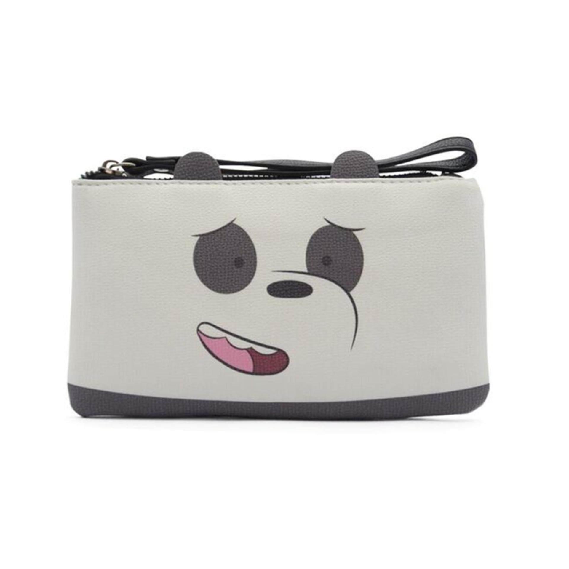 We Bare Bears Wristlet - Panda
