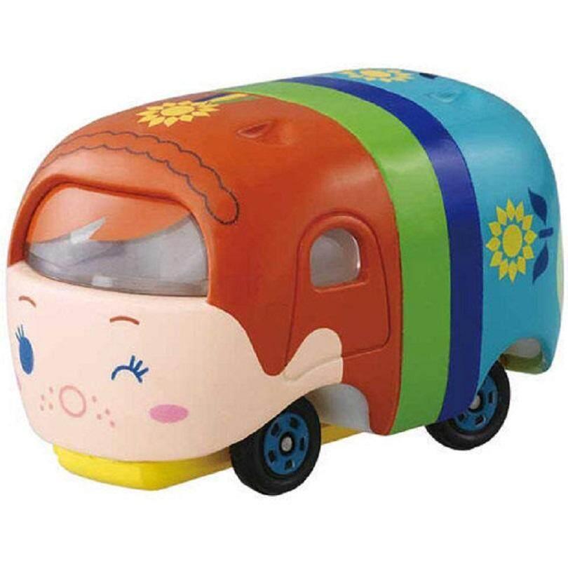 Disney Tsum Tsum Tomica Diecast Model Car - Anna Toys for boys