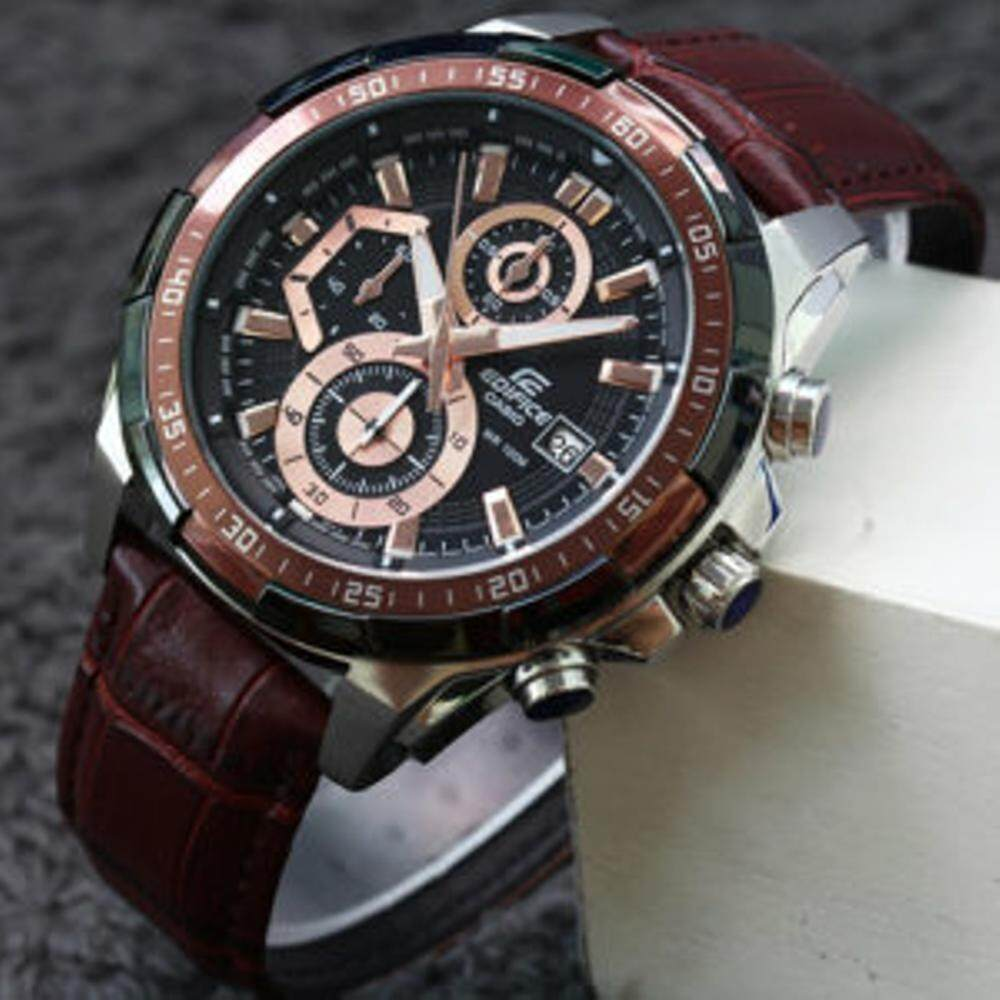 Features Casio Edifice Efr 559db 1av Chronograph Watch 100 Ef 547l 539d