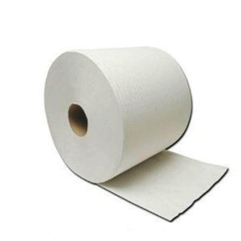 1000m 1ply LIVI Industrial Tissue Paper Jumbo Roll  (IRT) Virgin Pulp 2 rolls X 1 carton