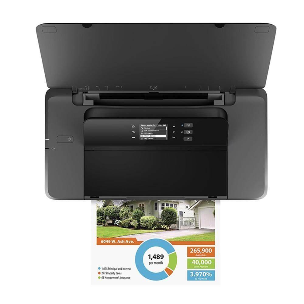 HP Officejet 200 Single Mobile Printer CZ993A