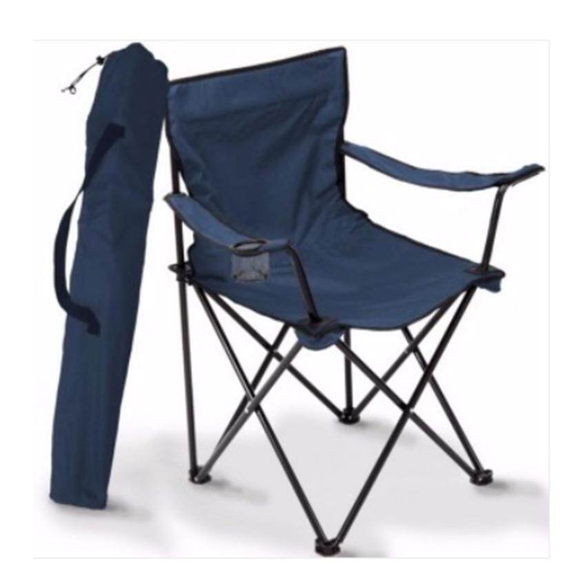 Attrayant Portable Folding Outdoor Armless Camping Chair Handy Beach Chair Foldable Fishing  Chair Seat With Carry Bag
