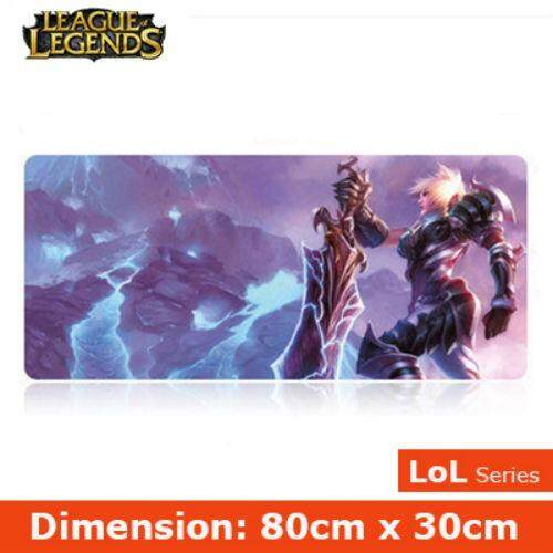 Large Gaming Mouse Pad (LoL series) 80cm x 30cm Malaysia