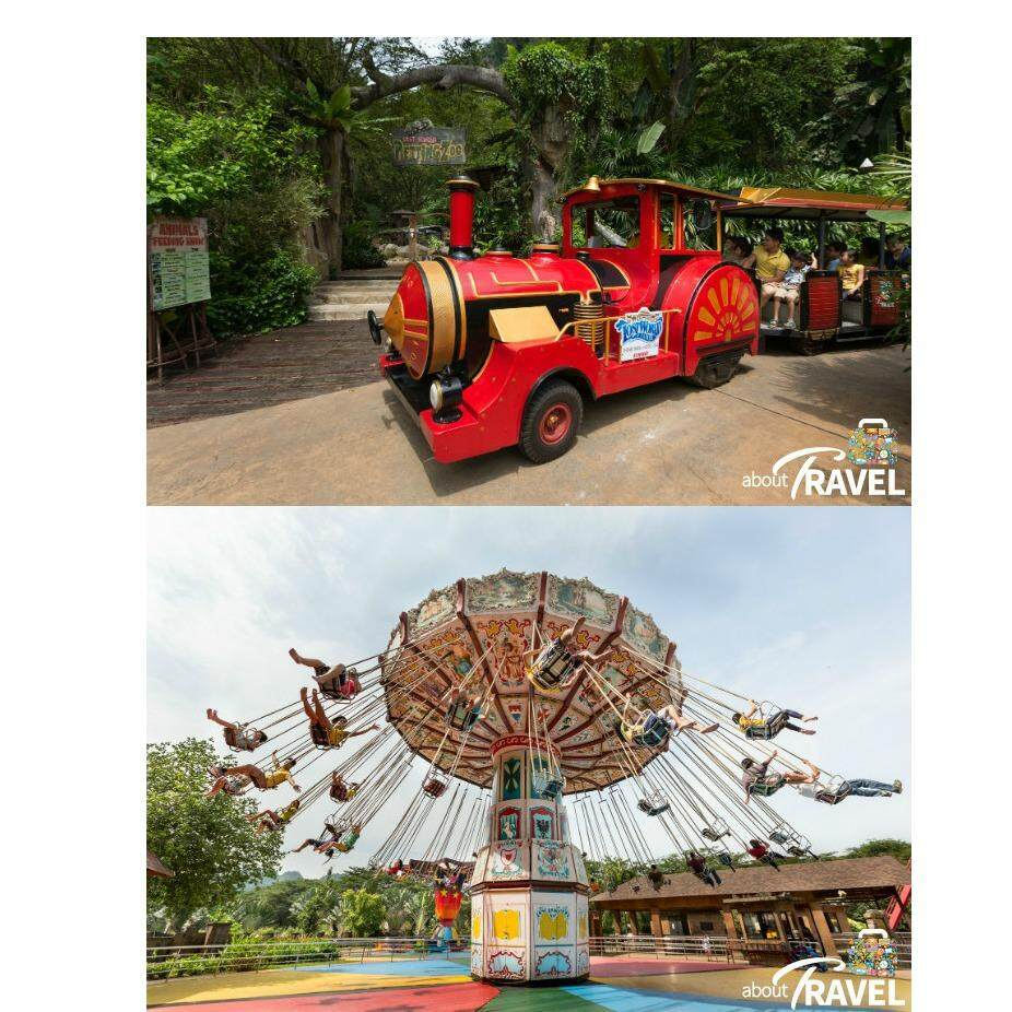 [Hotel Stay/Package] 2D1N Sunway Lost World Hotel FREE Sunway Lost World of Tambun Water Theme Park + Hot Spring Night Park Entrance Ticket + Breakfast (Ipoh) Travel Period: Peak Season