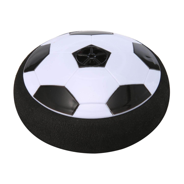 Tengxun Hover ฟุตบอลอิเล็กทรอนิกส์ Air Power ฟุตบอล, ฟุตบอลเด็กของเล่นไฟฟ้าแสงไฟ Led ที่มีสีสันกันชนโฟมสำหรับกลางแจ้งในร่มเกม, ของขวัญเด็ก - Intl.