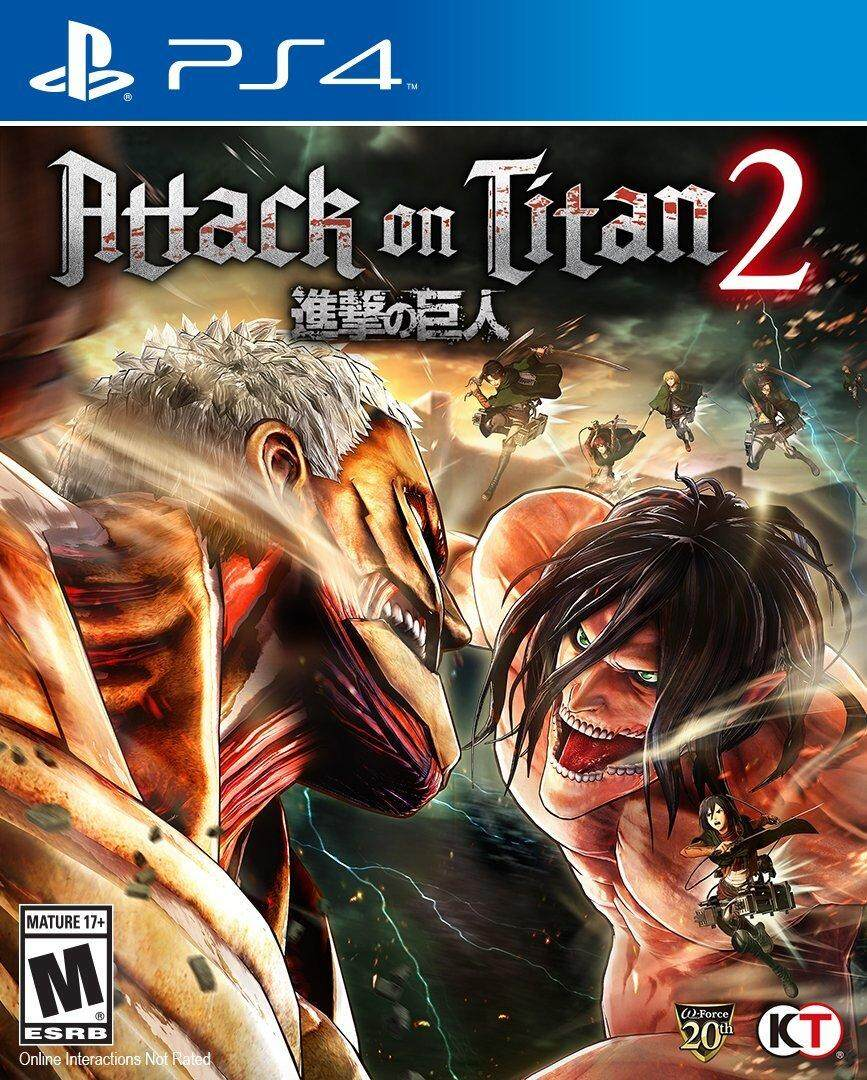 Features 0 Gst Ps4 Attack On Titan 2 Chn Jpn R3 Info Harga Dan Sony Playstation Mass Effect Andromeda