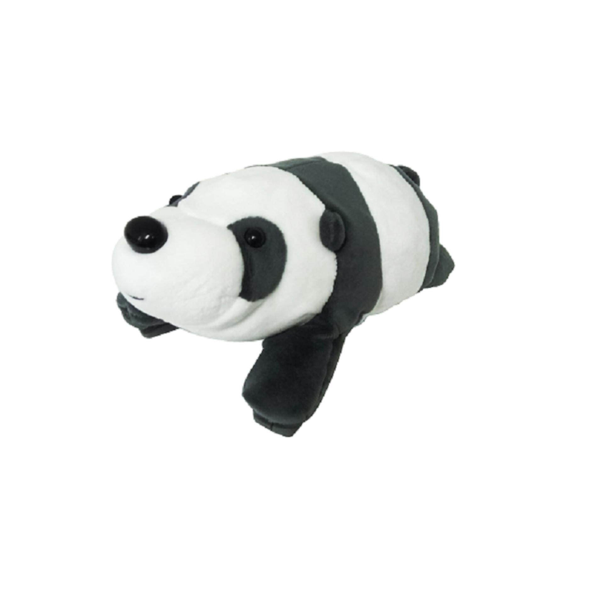 We Bare Bears Clip-On Plush Toy - Panda toys for girls