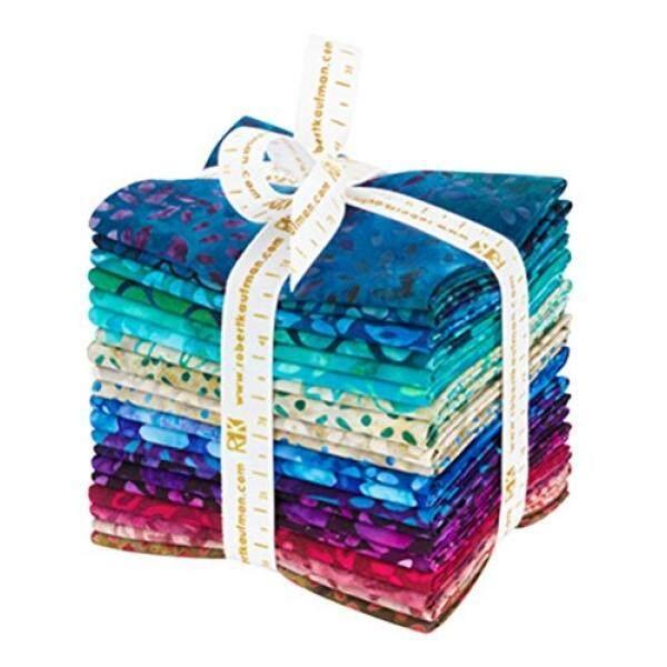 Robert Kaufman Artisan Batik Gemstones Collection by Lunn Studio 20 pc Fabric Fat Quarter Bundle - intl