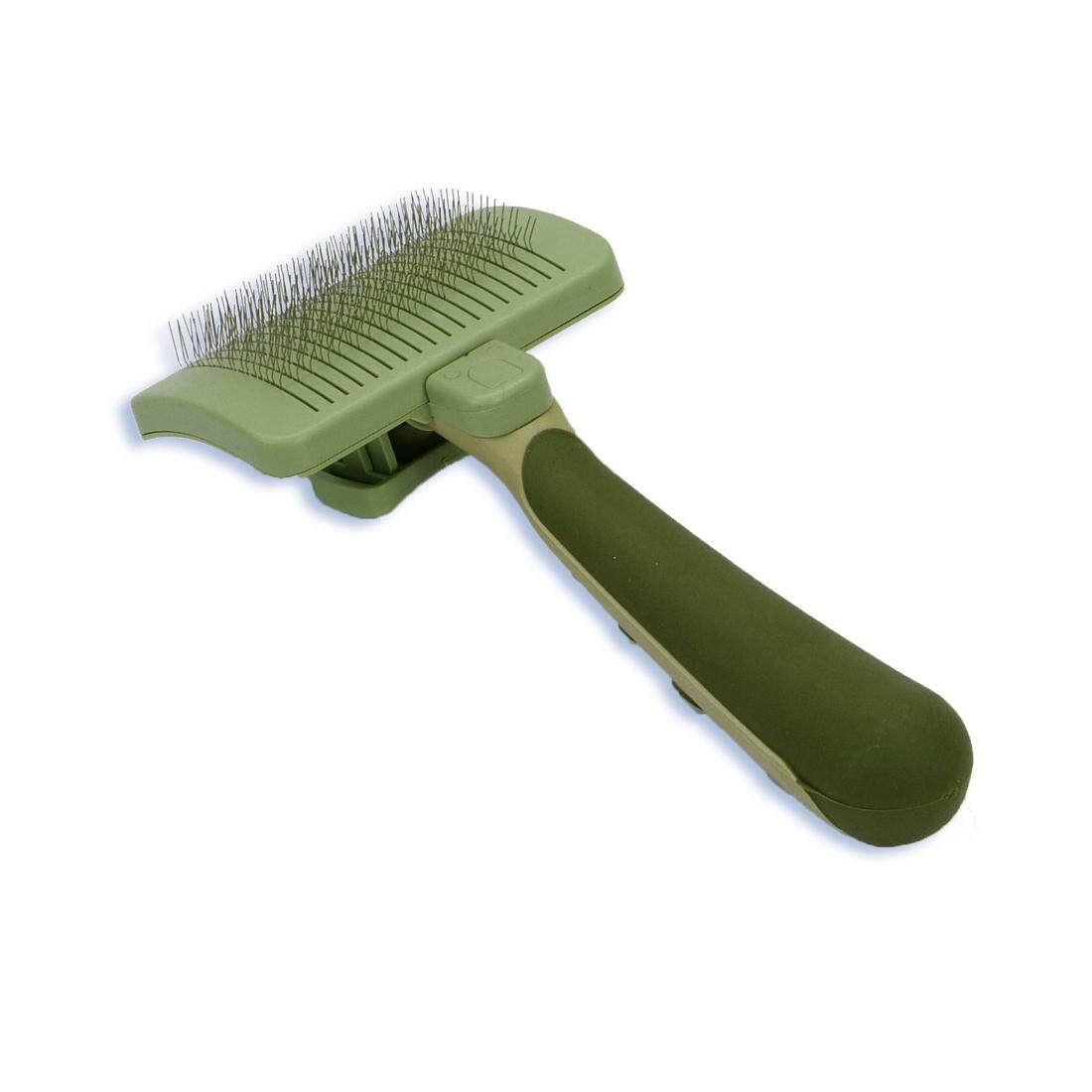 [Coastal] Safari Cat Self-Cleaning Slicker Brush