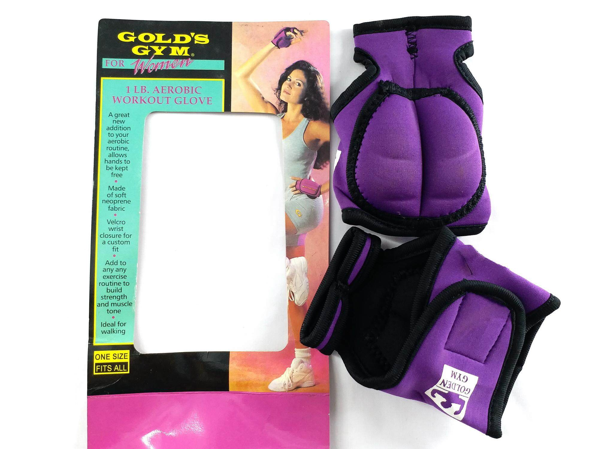 SG846 GOLD'S GYMS FOR WOMEN x 1set