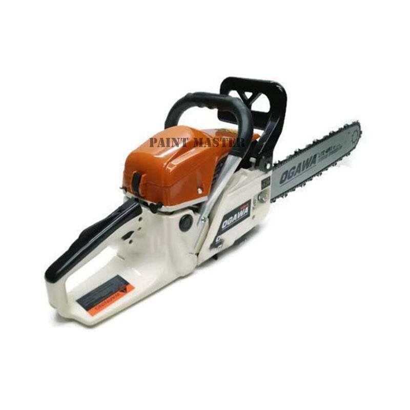 Ogawa 20 chain saw heavy duty gasoline chainsaw og6820 for Heavy weight motor oil