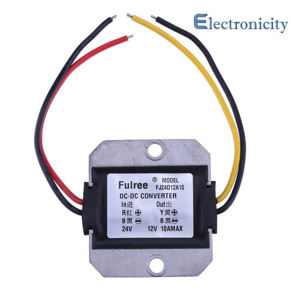 Features 12v To 24v 3a 72w Voltage Booster Power Dc Converter Step Circuit 10a Down Reducer Module