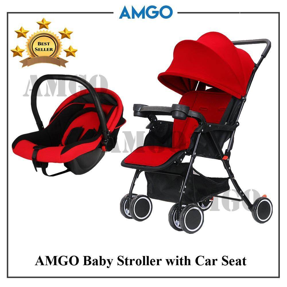 Baby Car Seat Ece R44 04 Roved New Design Folding Lightweight Child