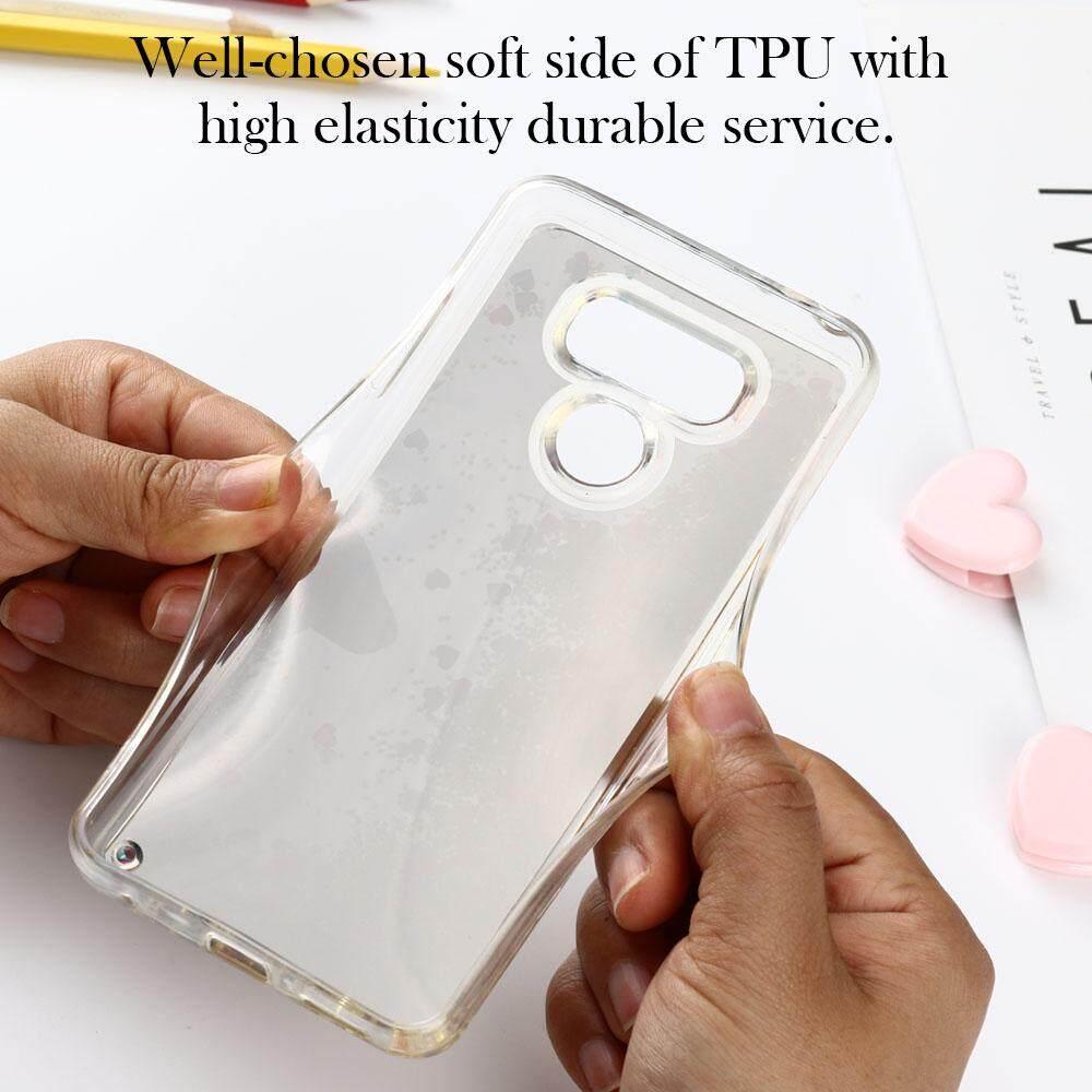 ราคาThin Silicone TPU Cartoon Mountain Landscape Transparent Soft Phone Cover Case For Xiaomi Redmi Note