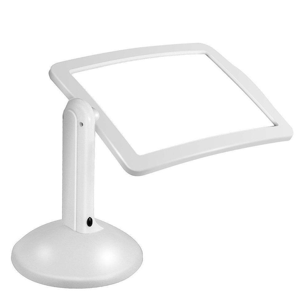 Mua 3X Full-Page Magnifier LED Lighted Desktop Lamp for Reading Inspection Repairing Handcraft Crafts - intl