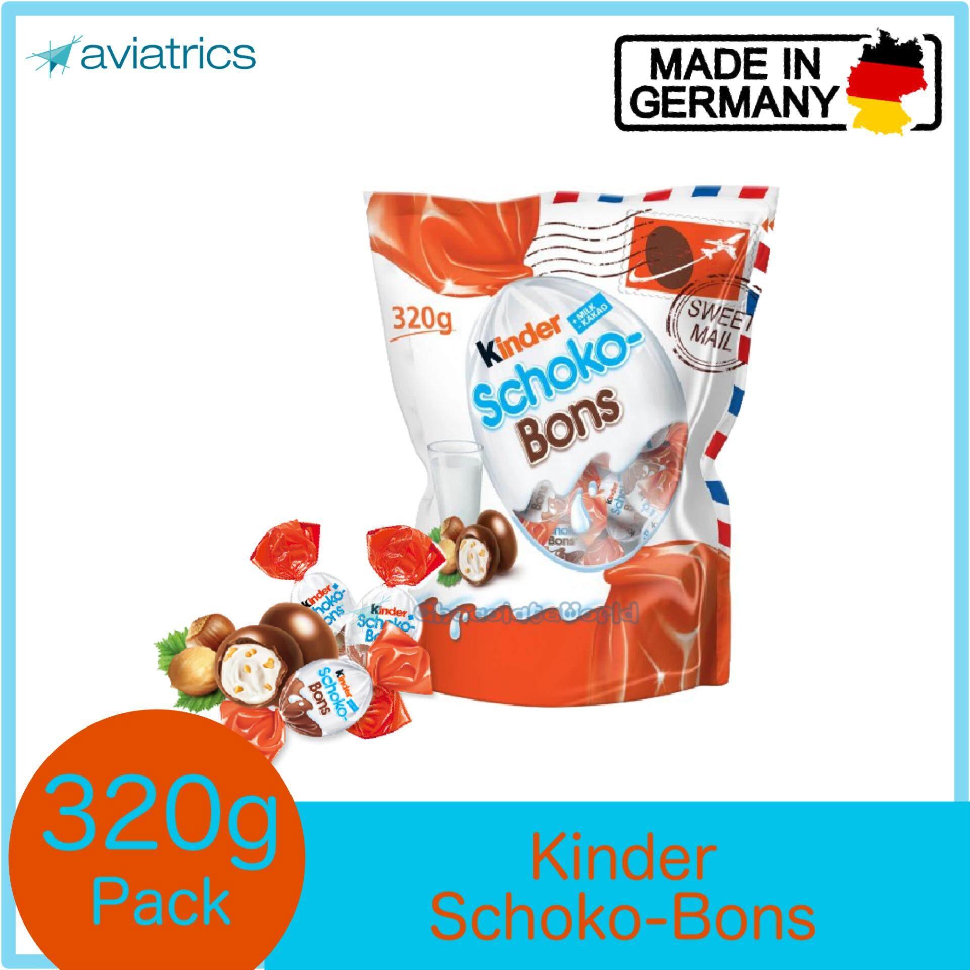 Kinder Schoko Bons Traveller Pack 320g (Made in E.U)