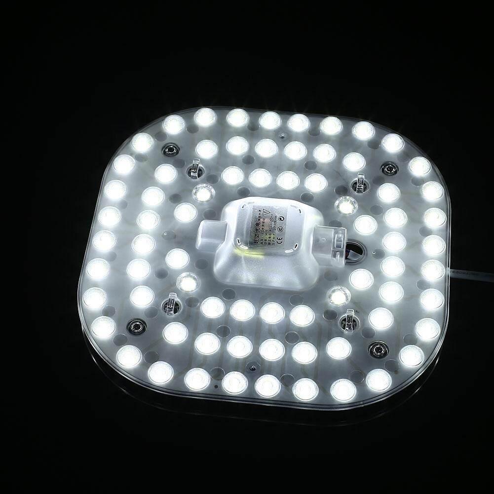 Kurry 36W 2835SMD 72LED Square Replace Lens Light Beads Board Panel Light 220V - intl Singapore
