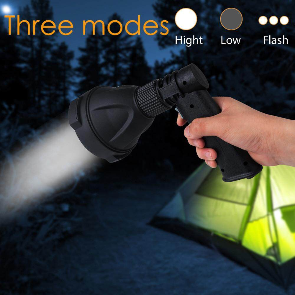Super Bright 3 Modes XML T6 Tactical LED Flashlight Torch Lamp Rechargeable