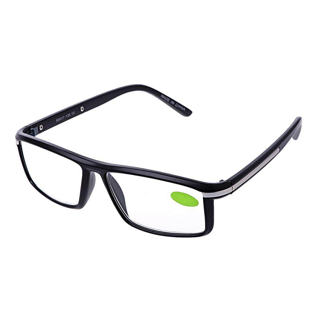 +1.50 Portable Reading Glasses Presbyopic Eyeglass Unisex Spectacles Gift - Intl By Qianstore.