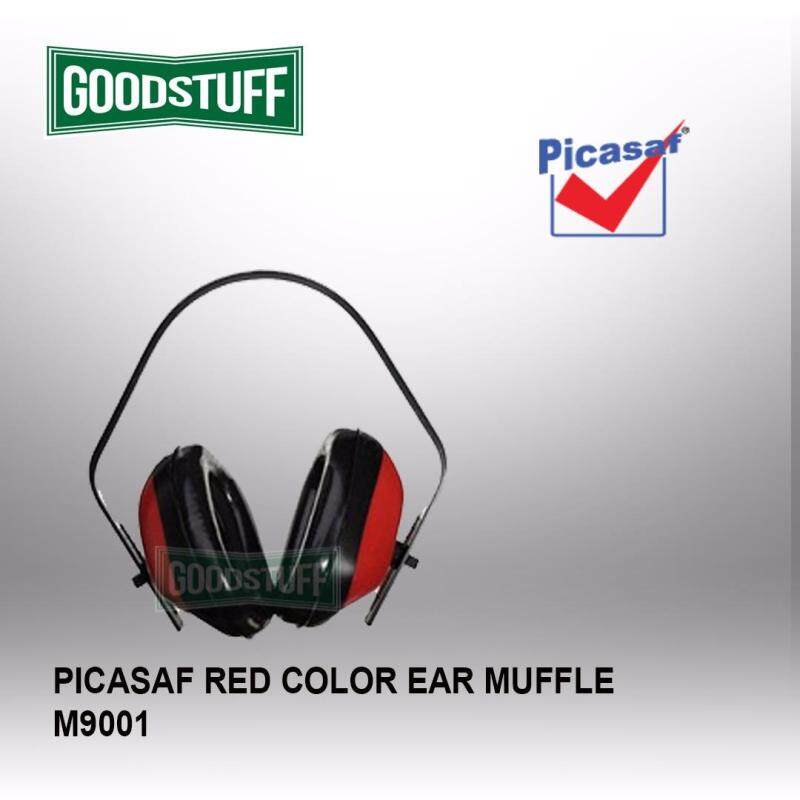 PICASAF RED COLOR EAR PROTECTOR