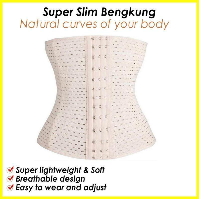 Waist Trainer body Shaper / Slimming belt Shaping Waist Girdle Tummy Control Slimming Belt Bengkung