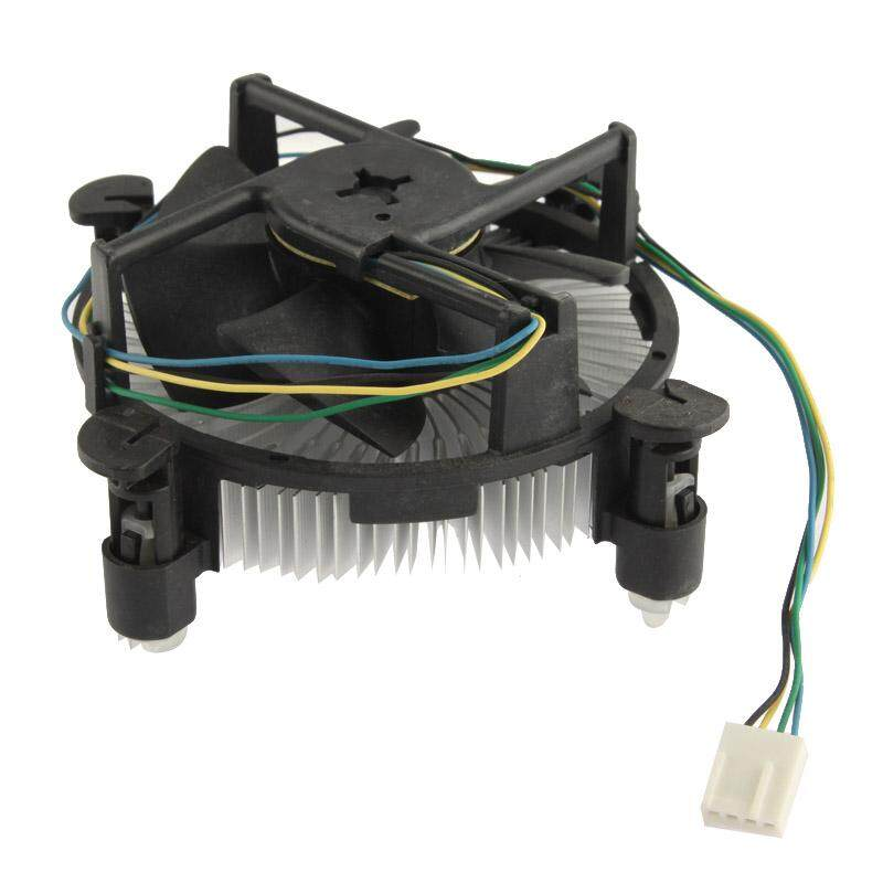 Computer Fans /& Cooling Computer Components 60mm 2-pin VGA Card Cooling Fan Transparent Screw Distance: 10mm x 12mm x 33mm x 23mm