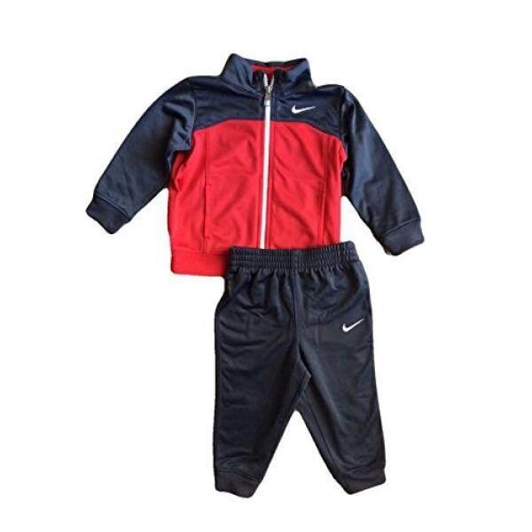 Nike Nike Bayi/Balita/Bayi Setelan Track Jaket Dan Celana Two-Piece Set-Berbagai Macam Warna-Intl