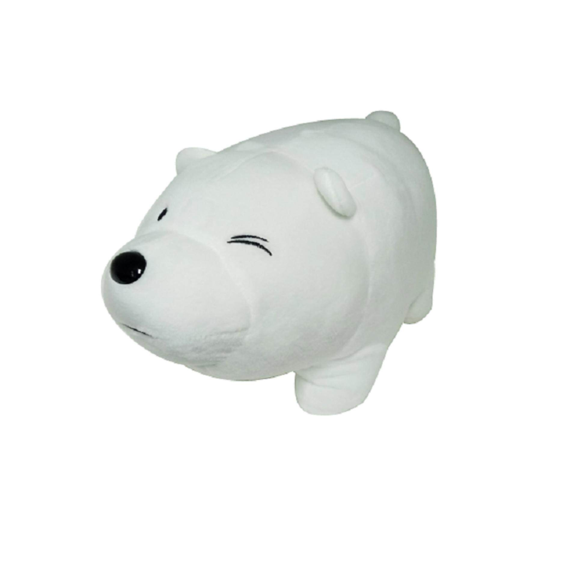 We Bare Bears Plush Toy With Magnet - Ice Bear toys for girls