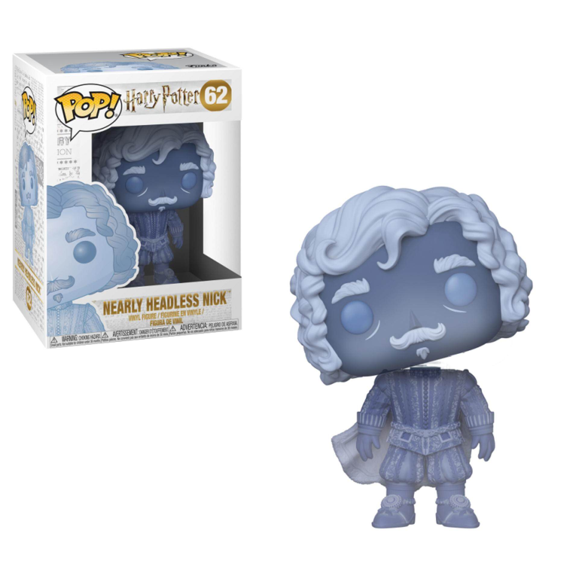FUNKO POP! Harry Potter - Nearly Headless Nick Toys for boys