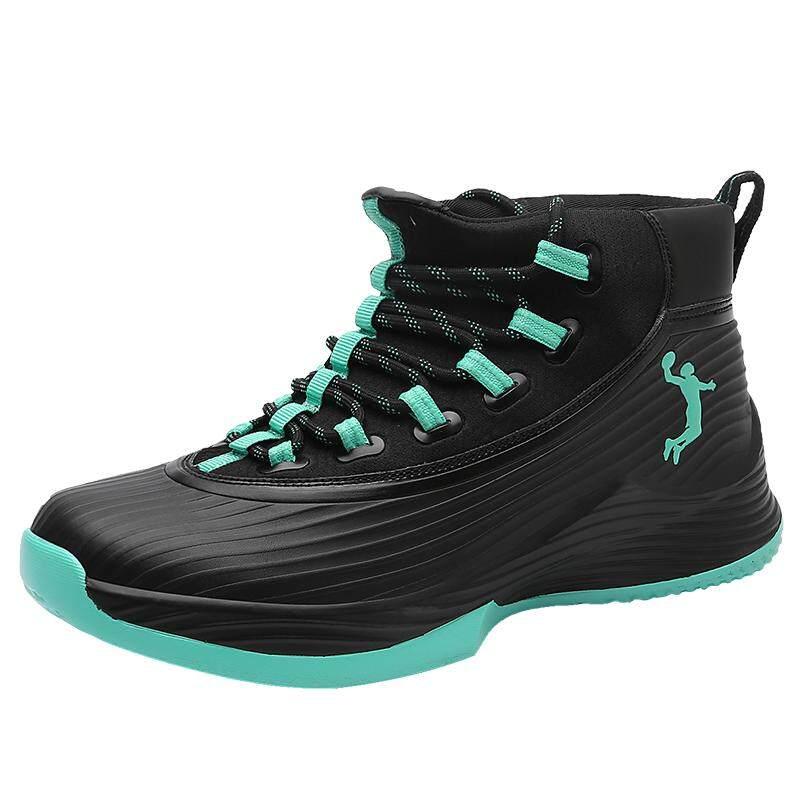 Olahraga Luar Ruangan Sepatu Bola Keranjang untuk Pria Berkualitas Tinggi Tahan Lama Olahraga Sepatu Non-slip Combat Bot Siswa Bola Keranjang sepatu Xinxinbeini 112-Internasional