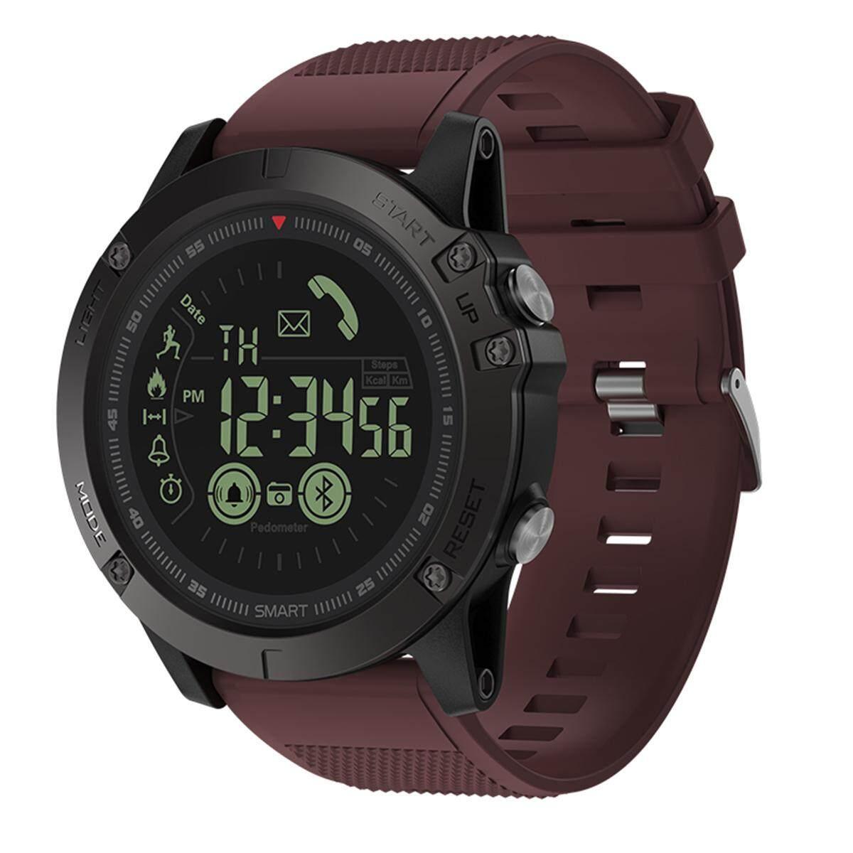 452adcc22 Zeblaze Vibe 3 Wrist Smart Watch Phone Alarm Mate Waterproof Camera Ios  Android Red Malaysia - Senarai Harga 2019