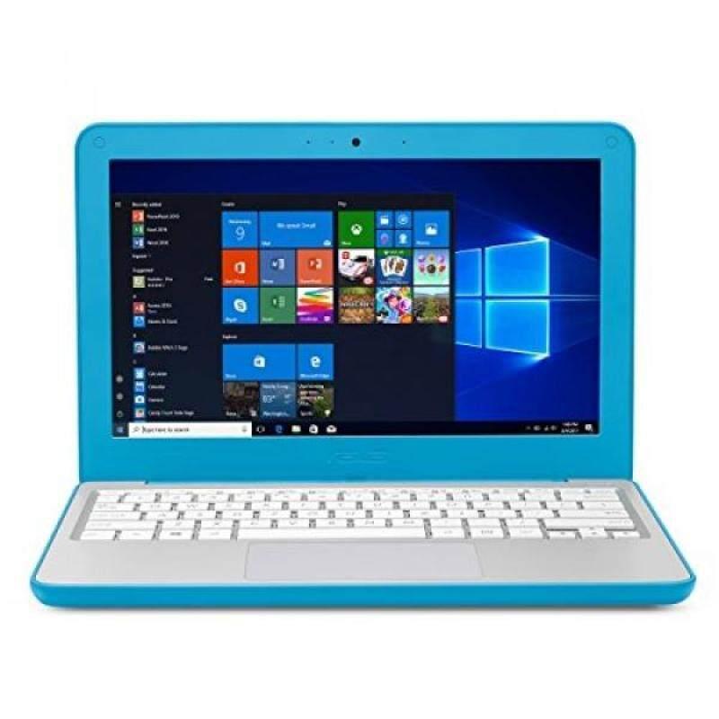 ASUS VivoBook W202NA-DH02 Rugged 11.6-inch Windows 10 Home Laptop, Intel Dual-Core Celeron processor 2.4 GHz, 4GB Ram, 64GB emmc hard drive, spill proof keyboard, USB 3.0, HDMI, webcam, 2.6 lbs. - intl